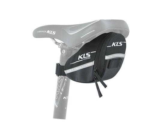 Kellys Slopper S - M 0,4L - praktyczna torba rowerowa  pod siodło
