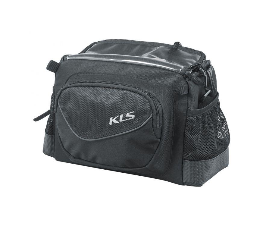 Kellys Lead - torba rowerowa na kierownicę o pojemności 4L