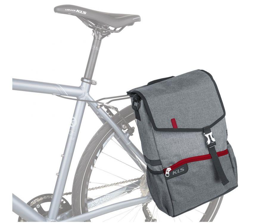 Kellys Broker | POPIELATA - boczna sakwa rowerowa