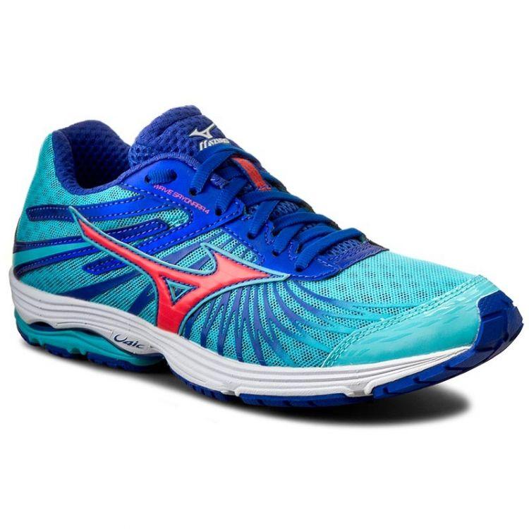 Mizuno Wave Sayonara 4 | RÓŻOWE - Damskie buty do biegania J1GD163055
