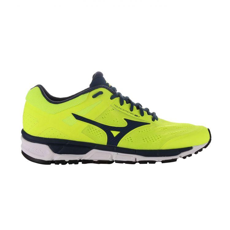 Mizuno Synchro MX 2 | ŻÓŁTE - męskie buty biegowe J1GE171925