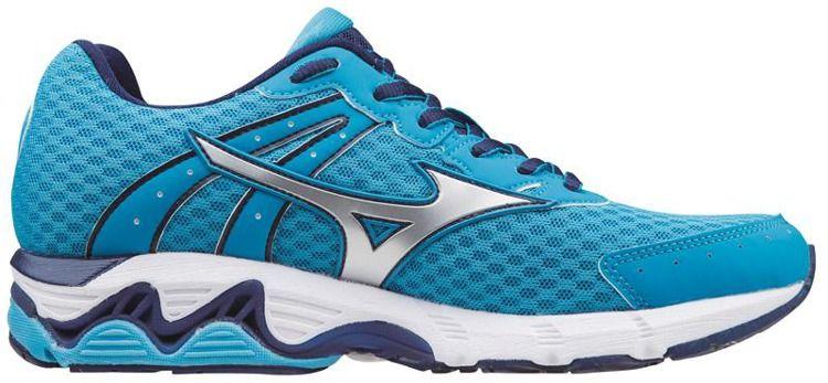 Mizuno Wave Inspire 11 | NIEBIESKIE - Damskie buty do biegania