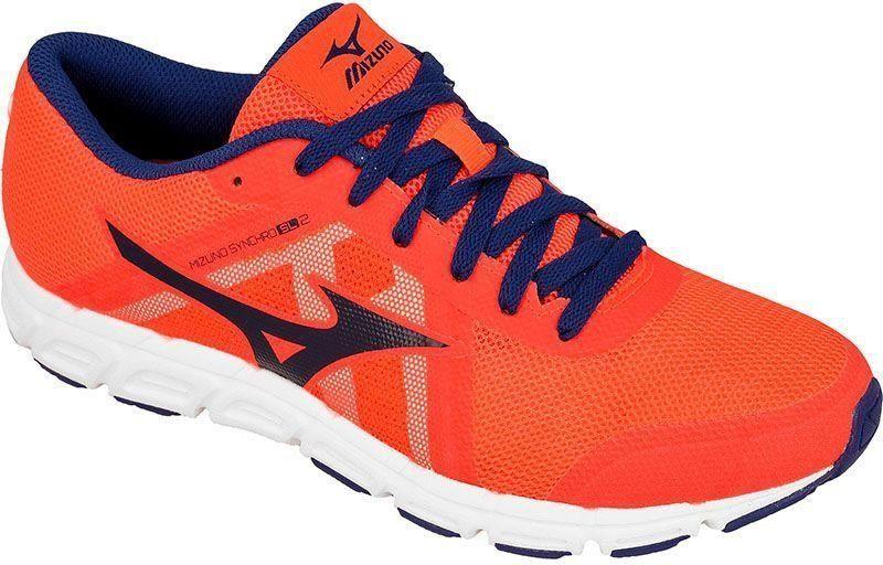 Mizuno Synchro SL 2 | POMARAŃCZOWE - damskie buty biegowe J1GF172827