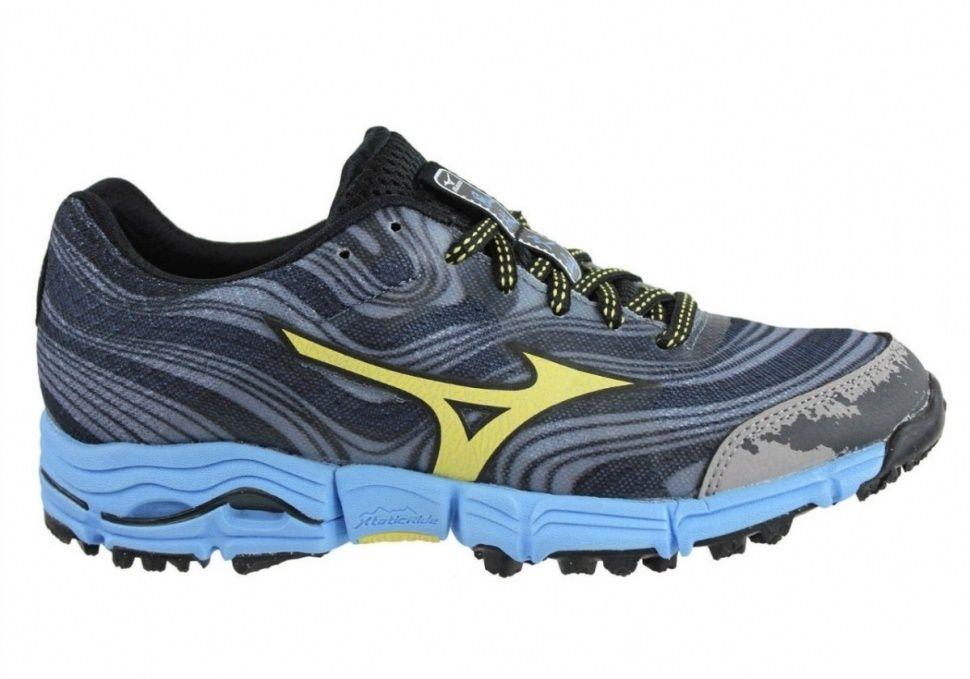 Mizuno Wave Kazan - damskie buty do biegów terenowych J1GK147144