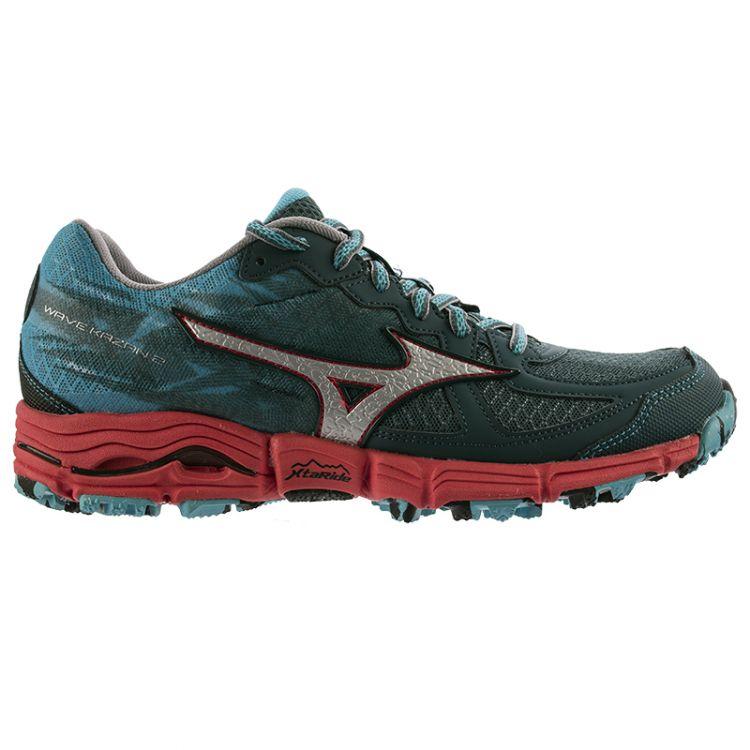 Mizuno Wave Kazan 2 - Damskie buty do biegów terenowych J1GK157103