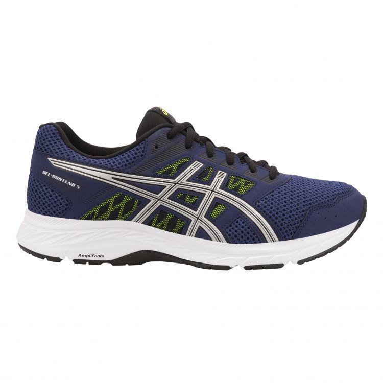 Asics Gel Contend 5 - męskie buty do biegania 1011A256_401