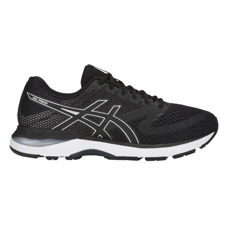 4380c3c9 Asics Gel Pulse 10 | CZARNE - męskie buty do biegania 1011A007-002