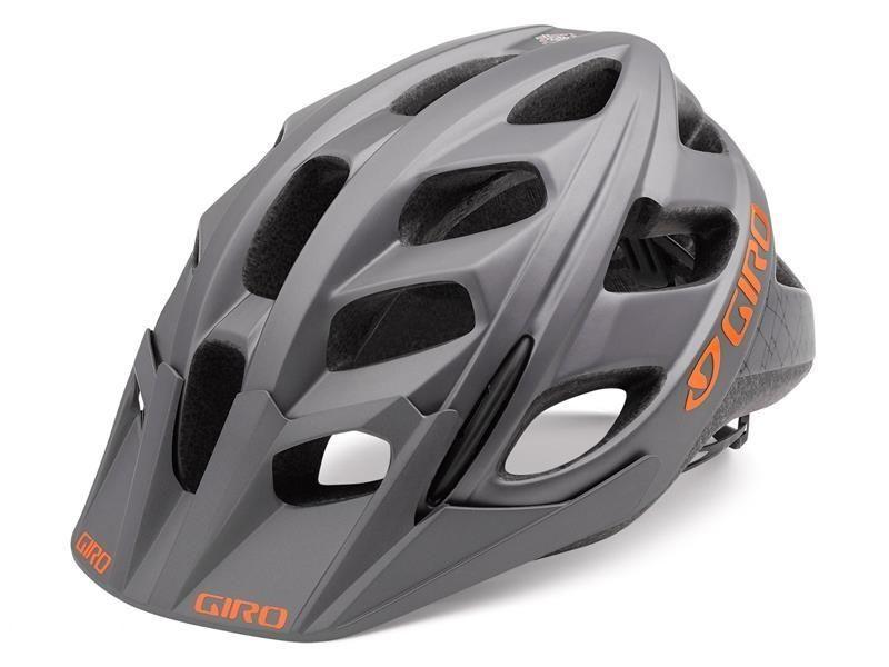 Giro Hex   GRAFITOWY - kask rowerowy, model z 2019 roku