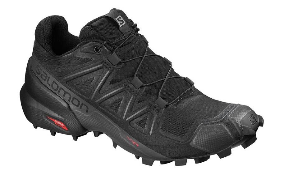 Damskie buty do biegania - Salomon Speedcross 5 W