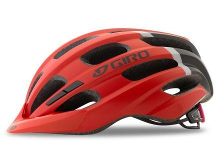 Giro Hale | CZERWONY - Uniwersalny, dziecięcy kask rowerowy 7089362