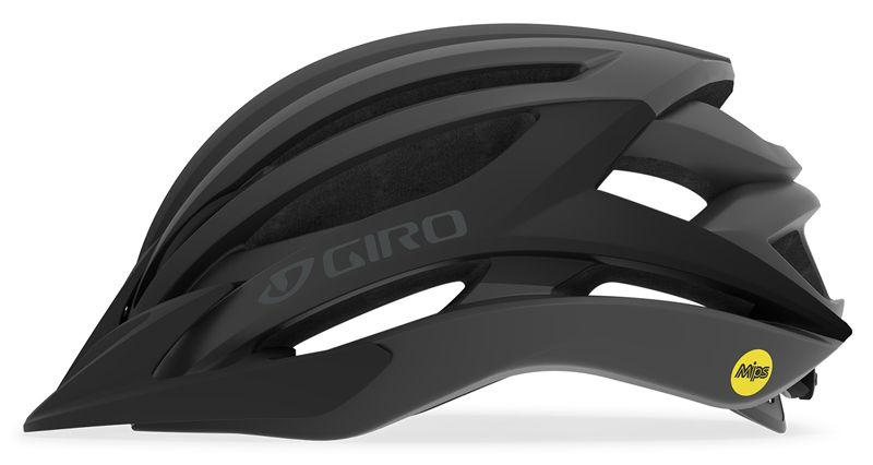 Giro Artex Mips ( 2019 )| CZARNY - Uniwersalny kask rowerowy z systemem MIPS 709988
