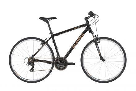 Alpina ECO C10 BLACK | CZARNY