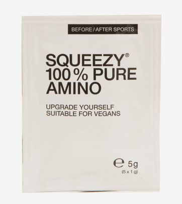 Squeezy 100% Pure Amino - 5 TAB