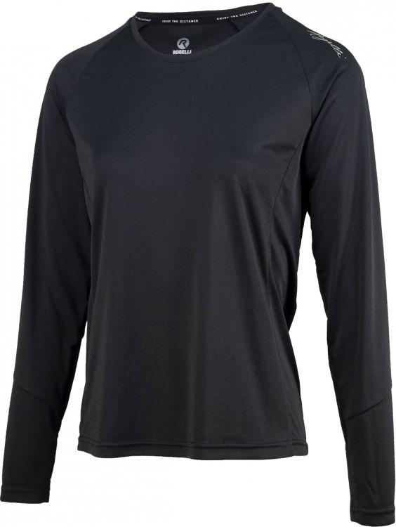 Rogelli Lds Running Shirt LS Basic - damska lekka bluza do biegania 801.254