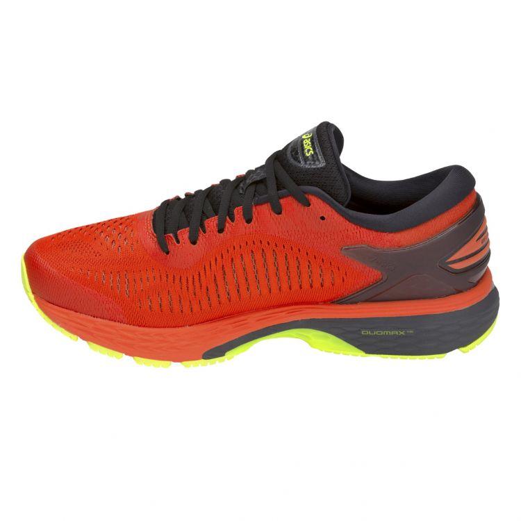Asics Gel Kayano 25 | CZERWONE   buty do biegania męskie 1011A019-801