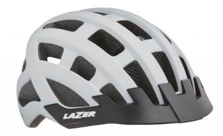 Lazer Compact DLX | White 2019