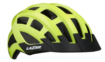 Lazer Compact DLX | FLASH YELLOW 2019