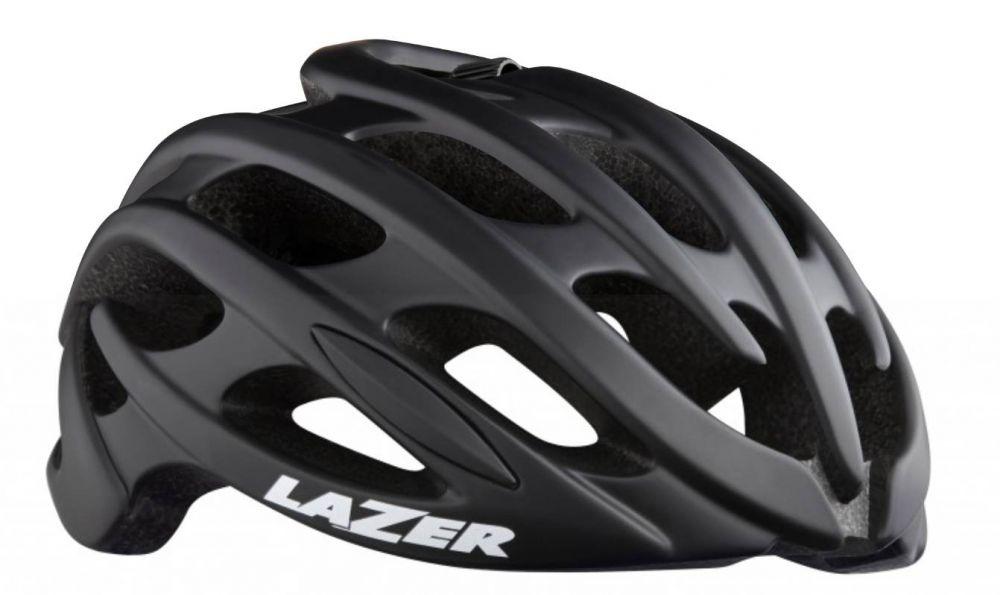 Kask rowerowy Lazer Blade+ BLACK (2019)