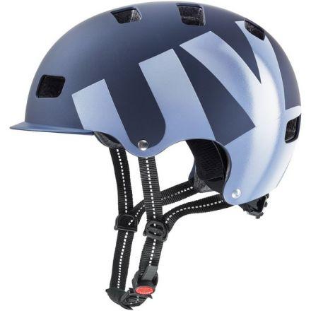 Uvex HLMT 5 Bike PRO | Dark Blue Mat