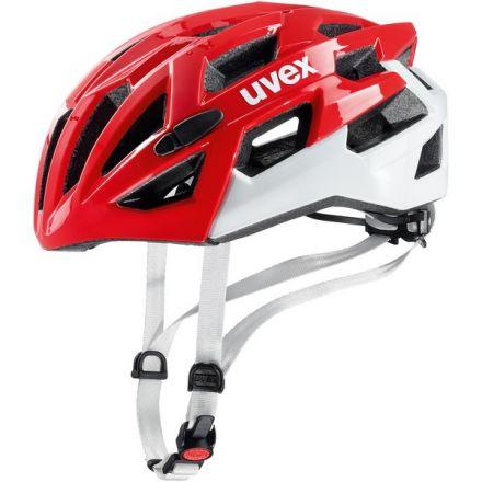 uvex race 7 bike | Red - White
