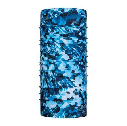 Buff  Coolnet UV+ Bugslinger MOSAIC CAMO MARINE BLUE