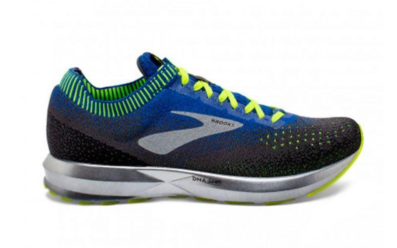 Brooks Levitate 2 | CZARNO-NIEBIESKIE - męskie buty do biegania1102901D069