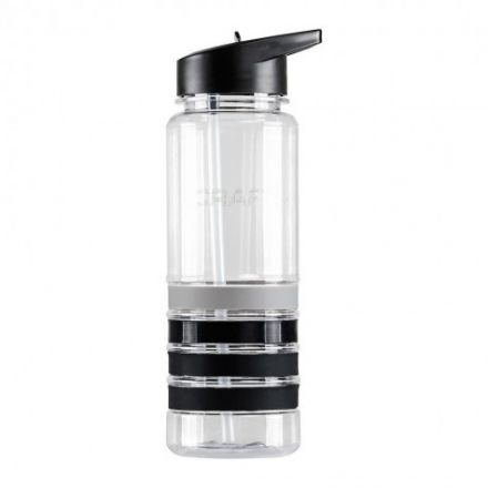 Craft Transparent Water Bottle 750 ml | CZARNY