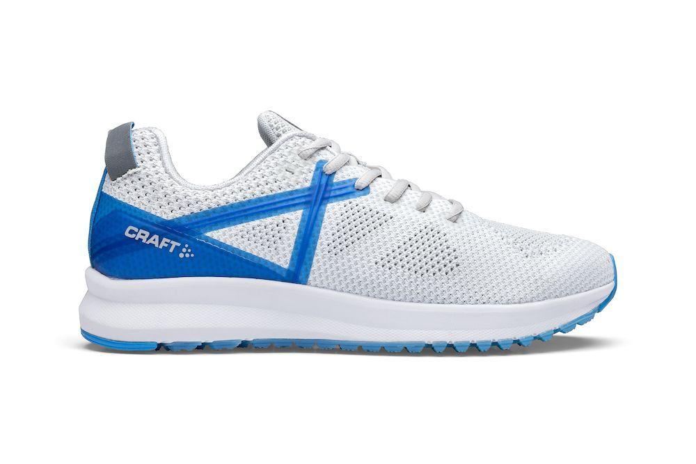 Craft X165 Fuseknit | SZARO-NIEBIESKIE - męskie buty do biegania 1907583-920356