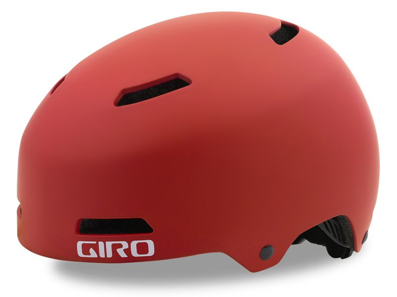 Giro Dime | Matte Dark Red