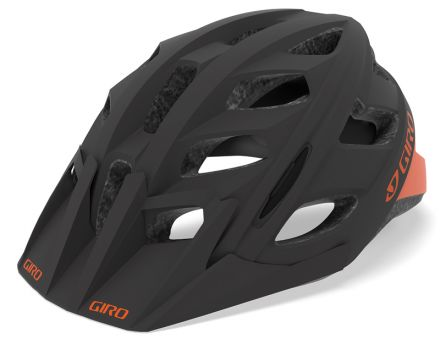 Giro Hex | Black Orange