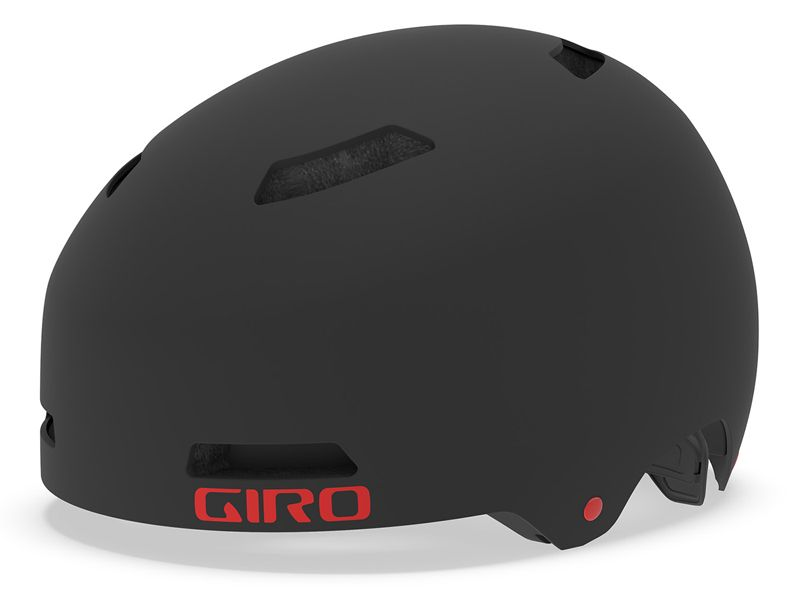 Giro Quarter FS (2019) | Black Rasta