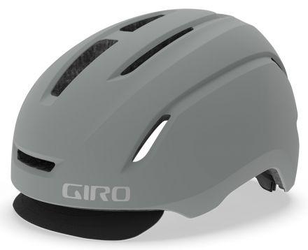Giro Caden | Grey miejski kask rowerowy