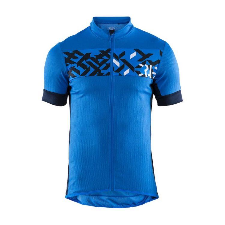 Craft Reel Jersey | NIEBIESKA - Męska koszulka rowerowa 1906096-356396