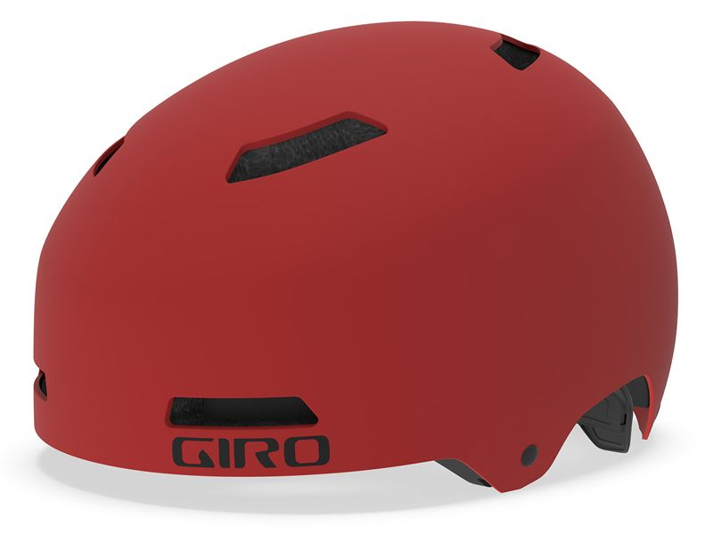Giro Quarter FS (2019) |  Dark Red