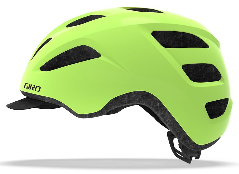 Giro Cormick | Highlight Yellow - miejski kask rowerowy