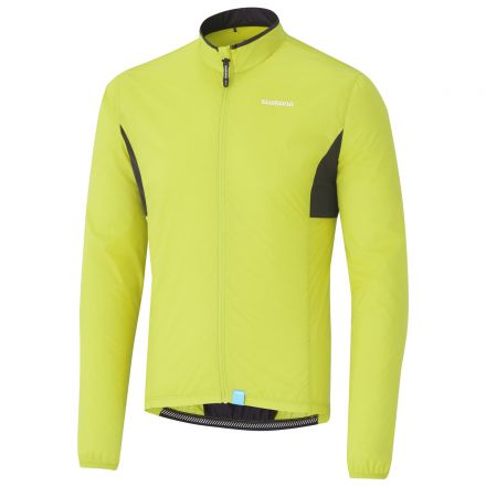 Shimano Compact Windbreaker | NEON YELLOW