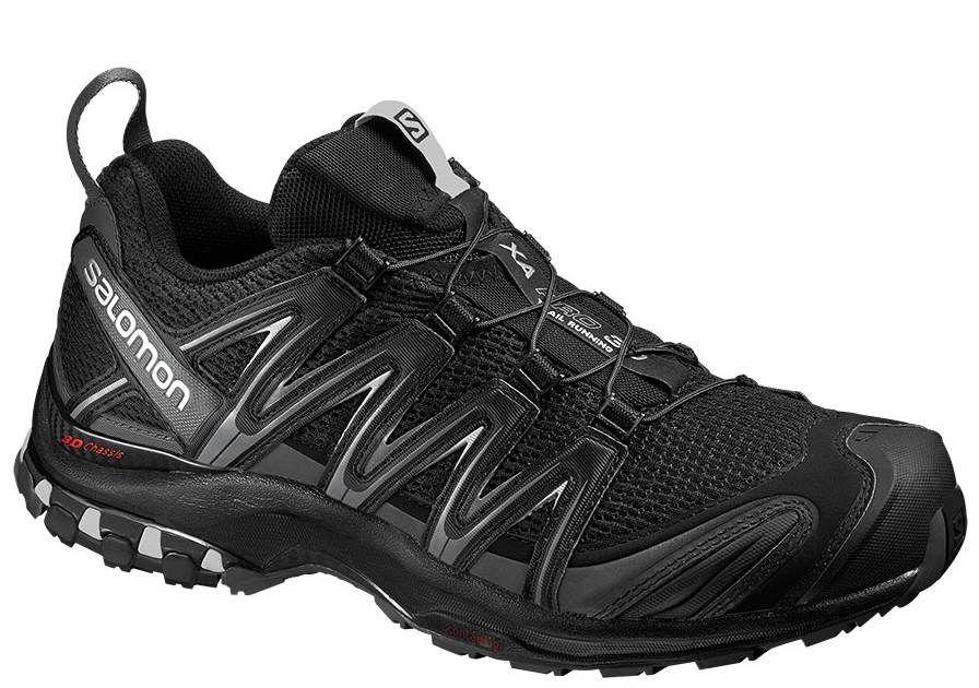 Salomon XA Pro 3D | Black - męskie buty terenowe