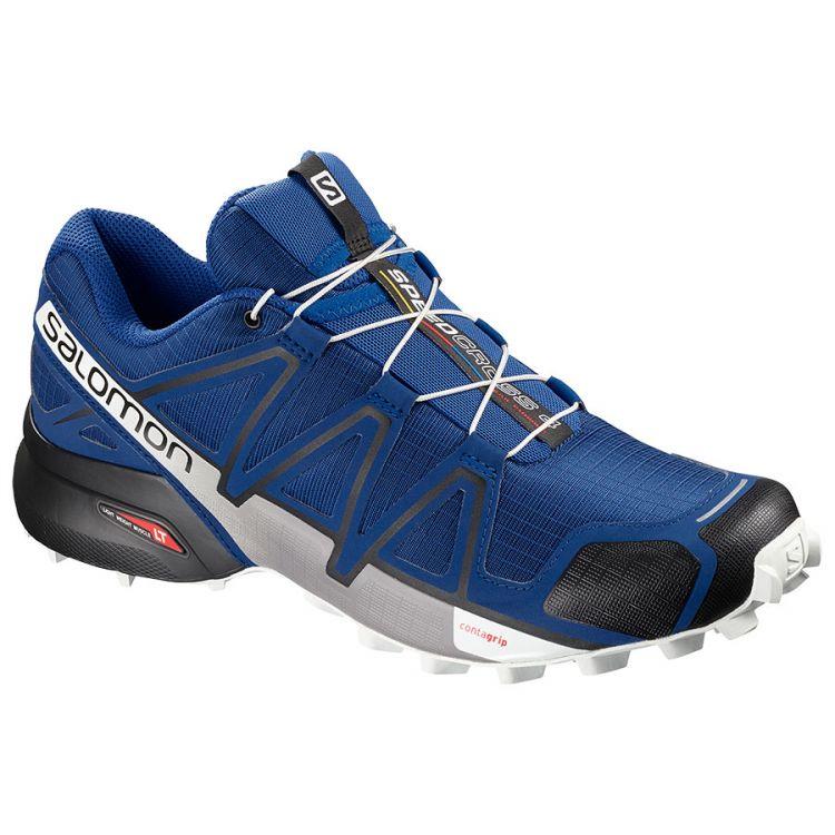 Salomon Speedcross 4 | Mazarine Blue - męskie buty terenowe