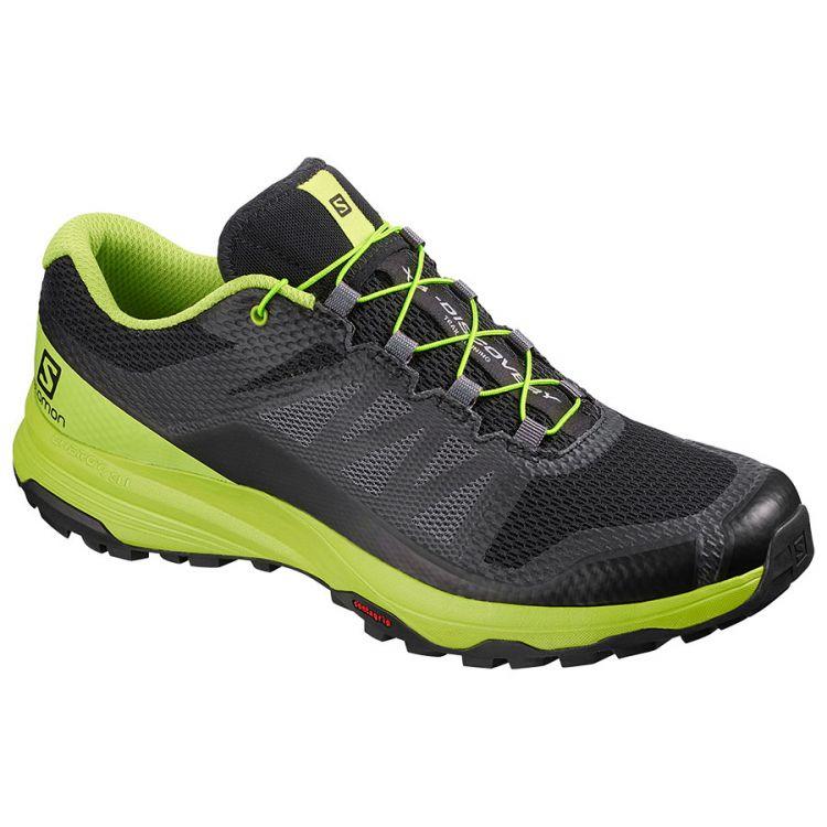 Salomon XA Discovery | Black/Lime buty do biegania w terenie