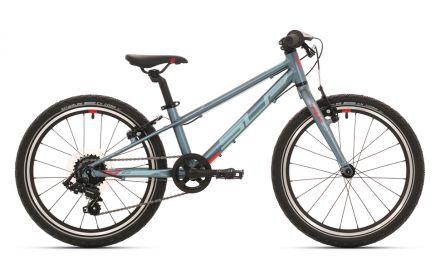 Superior F.L.Y.  20 | DARK GREY - rower dla dzieci w wieku 4-9 lat