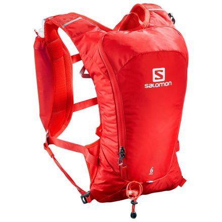 Salomon Agile 6 Set | Fiery Red