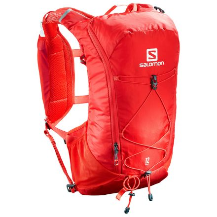 Salomon Agile 12 Set | Fiery Red