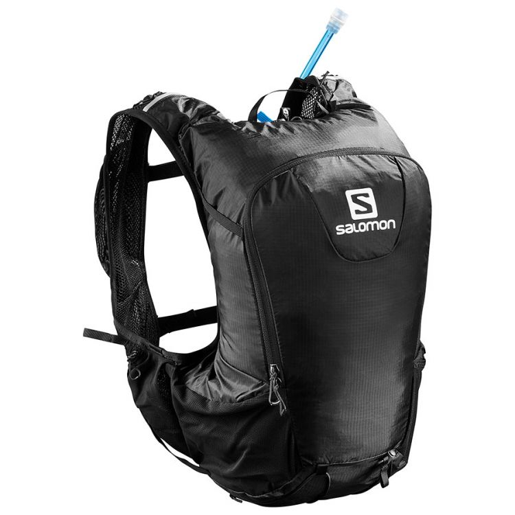 Salomon Skin Pro 15 Set   Black