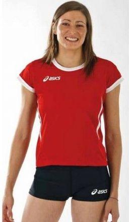 Damska koszulka do biegania Asics Sidney