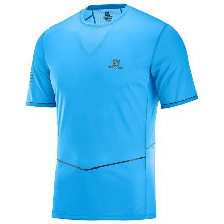 Salomon Sense Ultra Tee M | Blithe koszulka do biegania