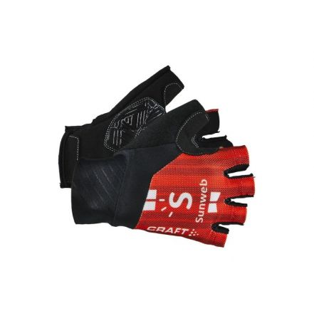 Craft Sunweb Replika Bike Glove | CZARNO-CZARNE