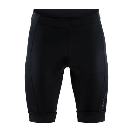 Craft Rise Shorts | CZARNE - męskie krótkie getry rowerowe 1906100-999999