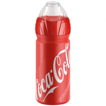 Elite Ombra Coca-Cola MTB 550ml   CZERWONY