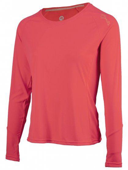 Rogelli Lds Running Shirt LS Basic - damska lekka bluza do biegania