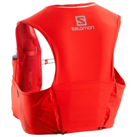 Salomon S-Lab Sense Ultra 5 Set | Racing Red plecak biegowy